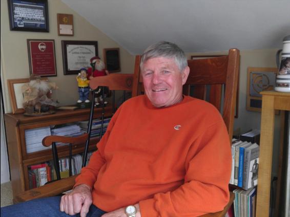 SPOTLIGHT: Philip Doughty, Pr. Emeritus {VIDEO}